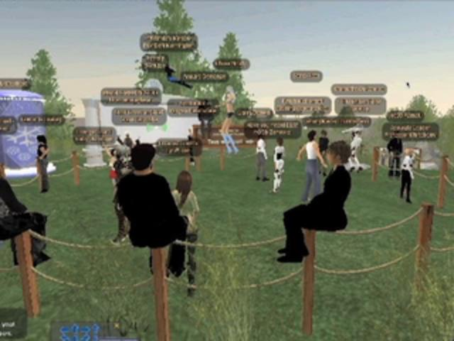 Second Life 2008 on Vimeo