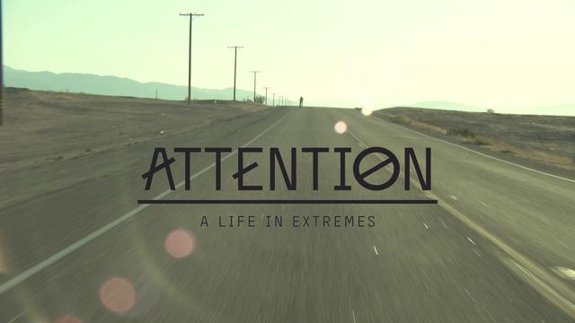 """Attention, a life in Extremes"" TEASER - CYCLING Part 1"