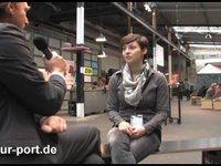 Work in progress - Interview mit Sinja Mller, 29.2.2012