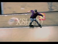 Stephane Mosselmans of Xsjado and Kizer doing what he does best - skating with style.   www.xsjado.com www.facebook.com/theconference.org  Edited by Bertrand Thomas.