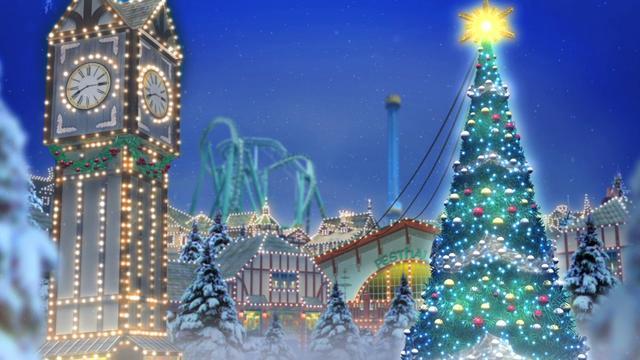 Busch Gardens Christmas Town On Vimeo