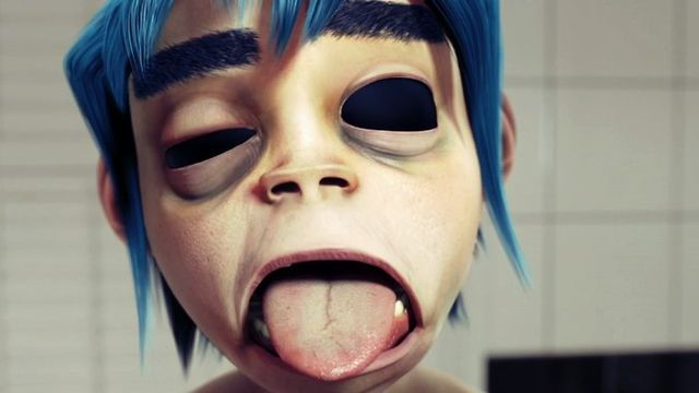 Gorillaz & Co. do their thang
