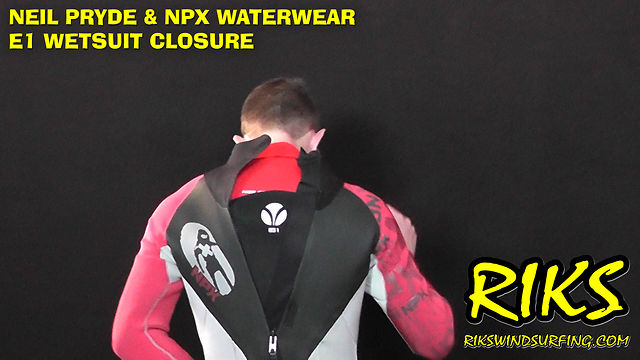 Neil Pryde NPX Waterwear - E1 Suit Closure
