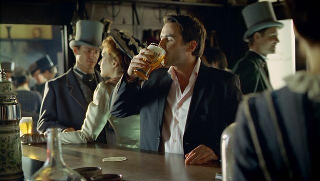 Heineken 'Past Experience'.