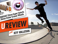 Ureview: Broadcast Super Selects &amp; Filmer Wheels