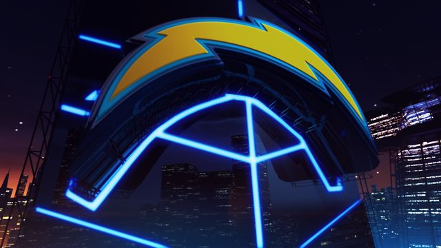 San Diego Chargers Helmet Logo San Diego Chargers Logo