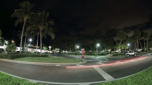 Timelapse test with the Canon 7d
