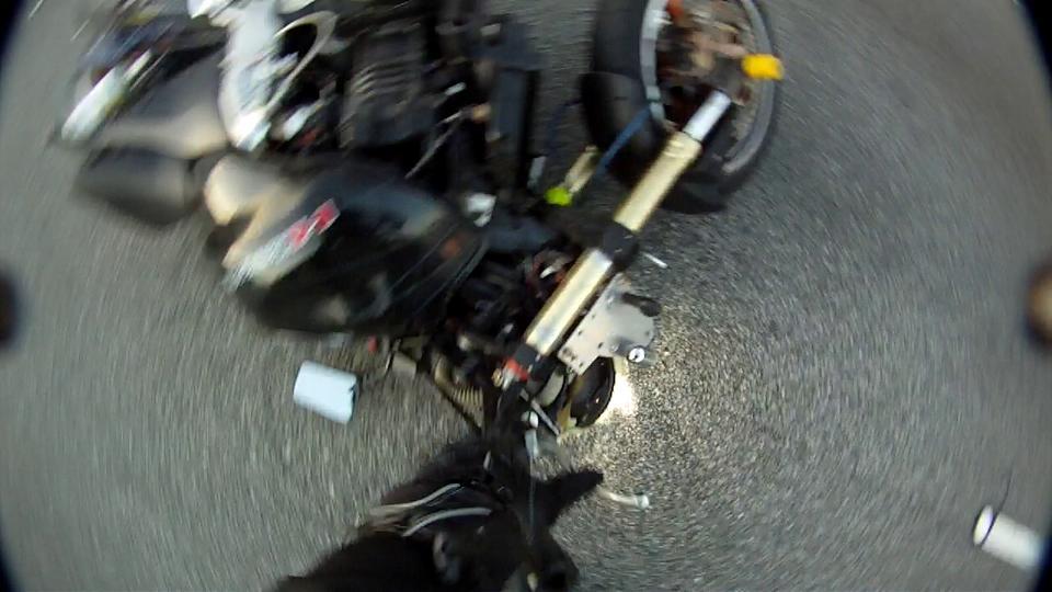 Accident At  Brook Rd Wawa Food Market