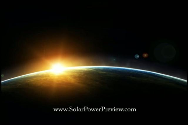 Amazing Facts About Solar Energy They Don't Want You To Know on Vimeo