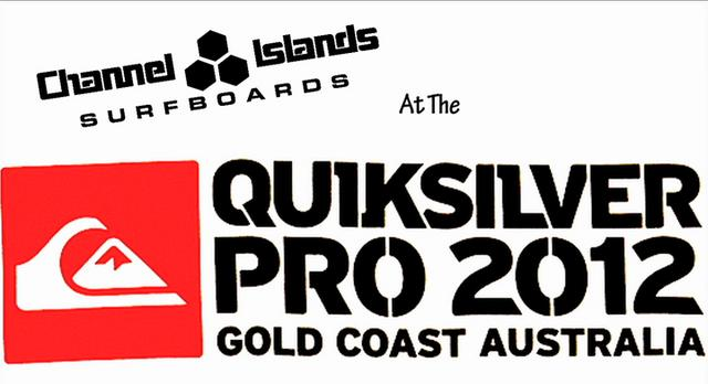 CI Surf Team at The Quiksilver Pro Gold Coast 2012