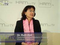 Ruth Hoh: Personalbeschaffung im Klinikbereich