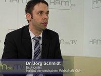 Dr. Jörg Schmidt: Lohnungleichheit zwischen  Frauen und Männern
