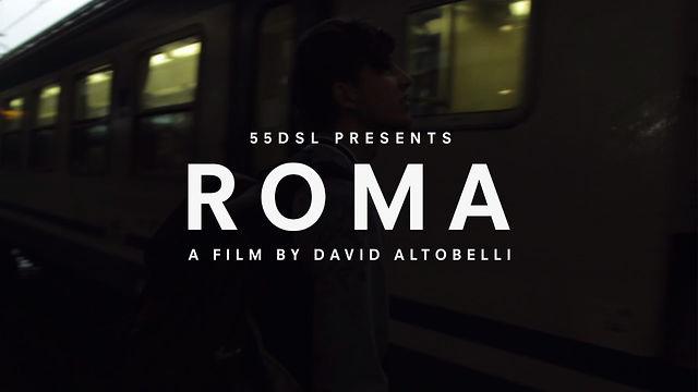 Короткометражка Roma онлайн