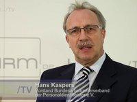 Hans Kaspers: Flexibilisierung im Arbeitsmarkt