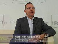 Horst van Gageldonk: Trennungsmanagement