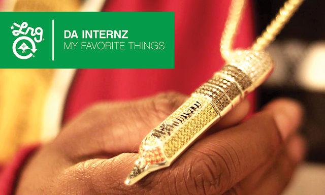 My Favorite Things Feat. Da Internz