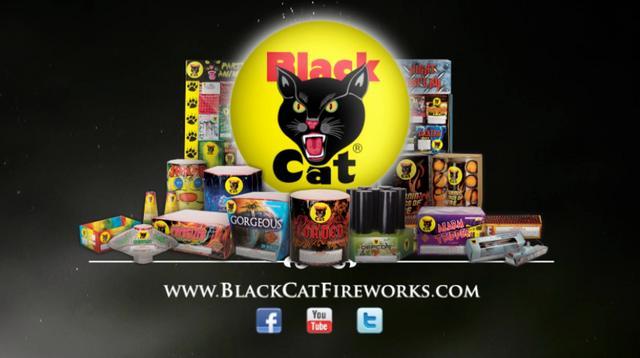 Black Cat Fireworks Livewire
