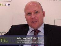 Alexander R. Petsch: HRM-TV für Deutschland, Österreich und Schweiz