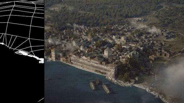 Momentum - Croatian Kings VFX breakdowns