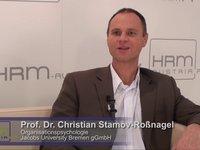Prof. Dr. Christian Stamov-Roßnagel: Weiterbildung 50+