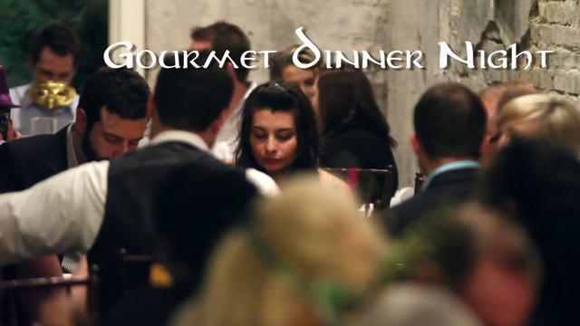Culinary Productions Gourmet Dinner Night Experience
