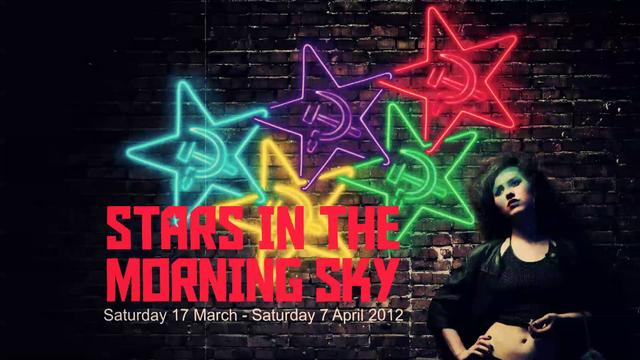 Stars in the Morning Sky