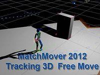 Matchmover 2012 - FreeMove