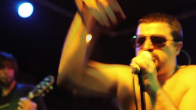Buscando otra salida - Eskuoters en Vivo en Melonio Bar [HD]