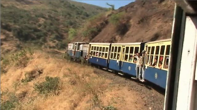 Mathern Toy Train - Part 1 : Neral to Jummapatti (Dec. 30, 2008)