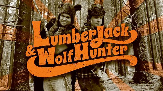 Lumber Jack & Wolf Hunter - ForeFathers
