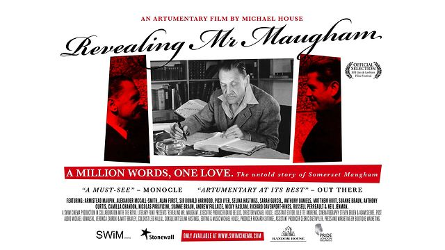 Revealing Mr. Maugham Trailer (Hearing Impaired Version)