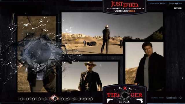 Justified Game - Case Study