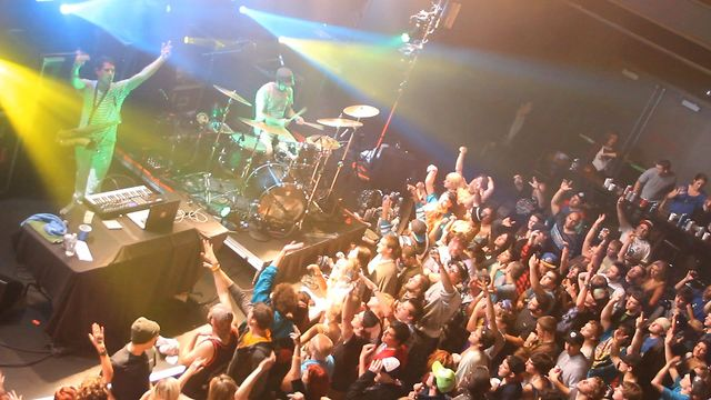 Big Gigantic at The Slowdown | 03.04.2012 | Tour Closer | Official Video Recap