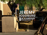 Blader Stuff video interview featuring Jeremy Soderburg. Directed and Edited by Lonnie Francisco. For more visit BladerStuff.tumblr.com
