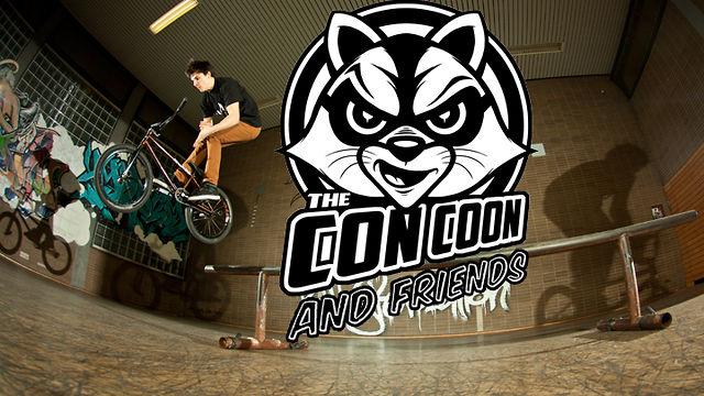Coon and Friends at Winter Boxx Mannheim