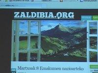 Zaldibiako webgunea