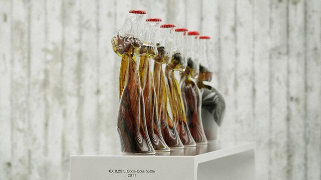 Lokanas kolas pudeles