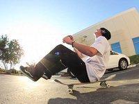 Christian Sereika Vs Skateboard