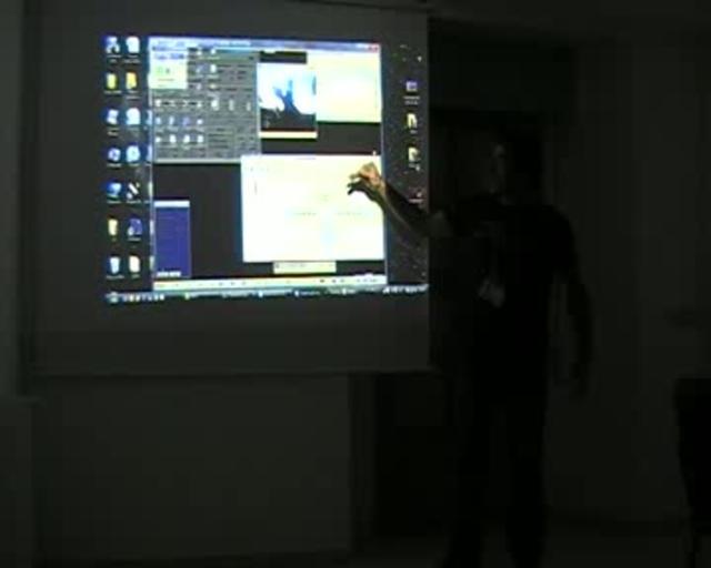Jose Canela en Astrogalicia09 (II)