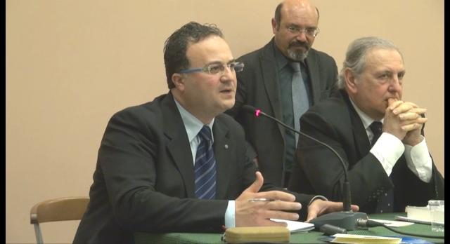 Gaeta (LT) - Gennaro De Crescenzo al XXI Convegno della Fedelissima citt&agrave; di Gaeta