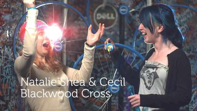 Natalie Shea &amp; Cecil Blackwood Cross