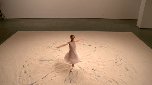 MoMA | Anne Teresa De Keersmaeker: Violin Phase