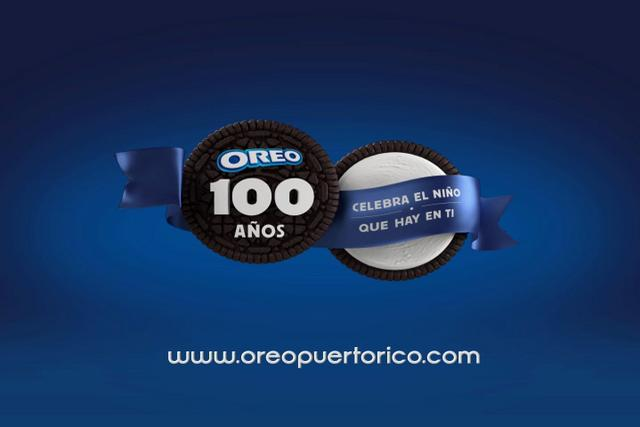 Oreo &quot;100 years&quot;