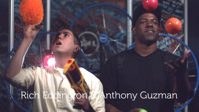 Rich Eddington &amp; Anthony Guzman