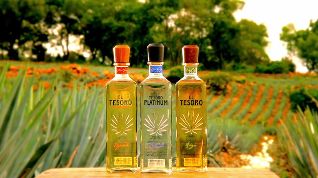 El Tesoro | Distillation