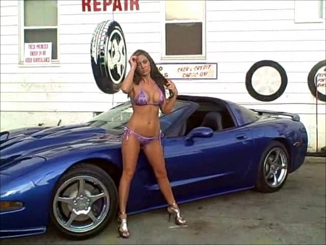 Hot Corvette, Hotter Model