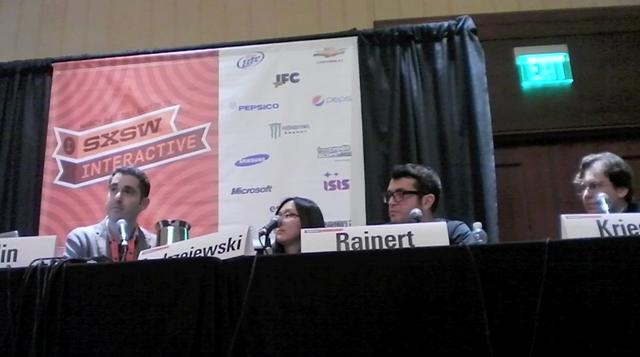 Design for the Mobile Startup: SXSW Interactive 2012 Panel