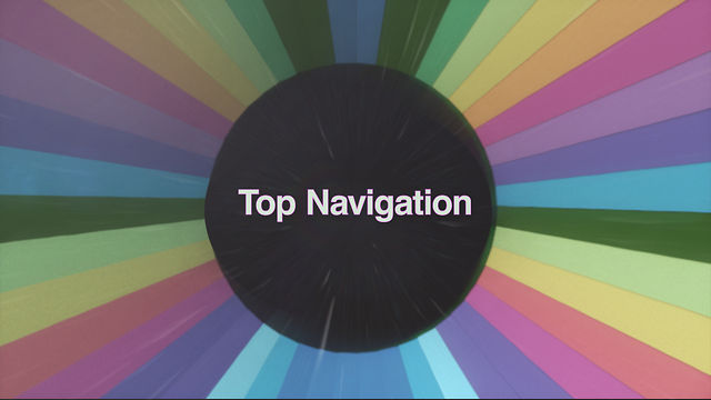 Get To Know The New Vimeo: Top Navigation