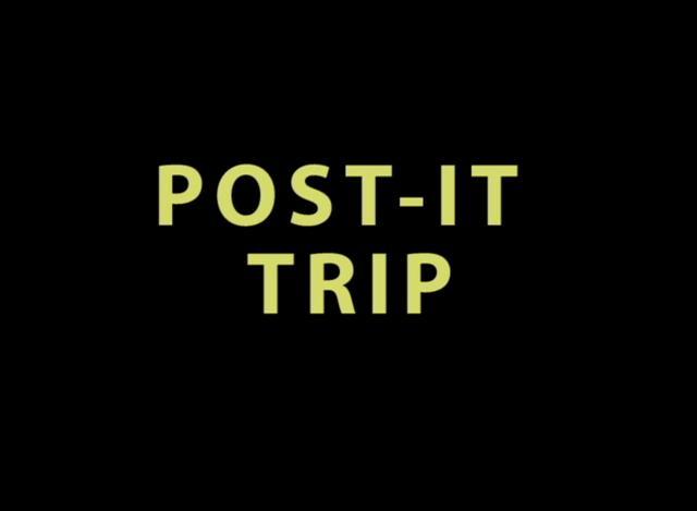 POST-IT TRIP