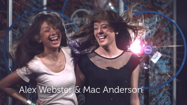 Alex Webster & Mac Anderson